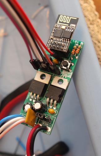 Programming Renard ESP Pixel Controller