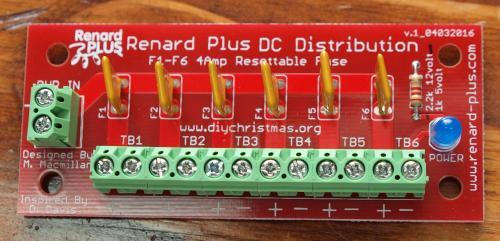 Renard DC Distribution