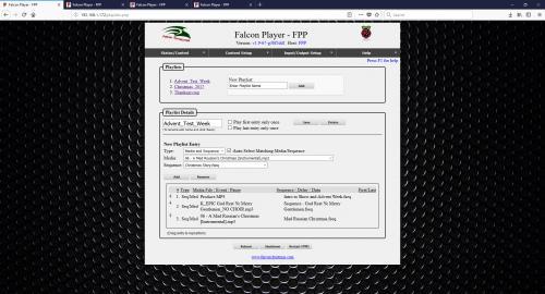FPP Playlist